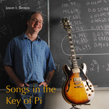 songs in teh key of pi